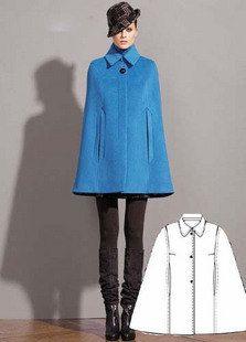 free pattern coat
