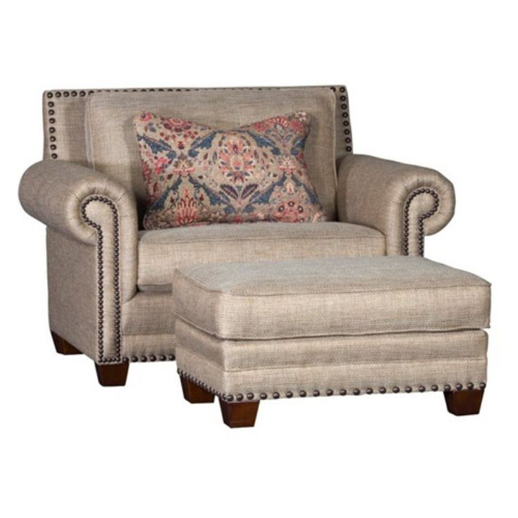 Chelsea Home Furniture Southwick Club Chair - 391680F40-C-MD