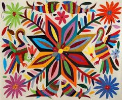 patrones de bordado otomí - Buscar con Google                                                                                                                                                      Más