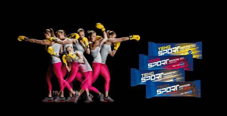 Buzzador – TEHO Sport Proteiinipatukat #Buzzador