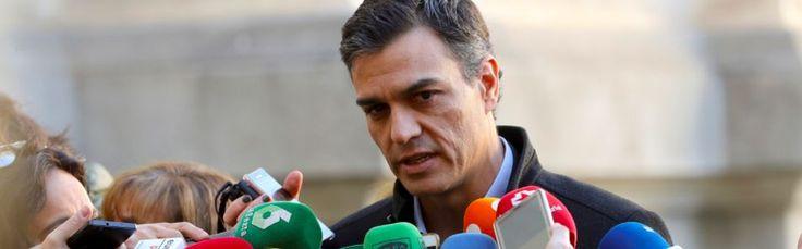 Crece la soledad de Sánchez al no lograr escenificar la unión del PSOE con la Escuela de Buen Gobierno
