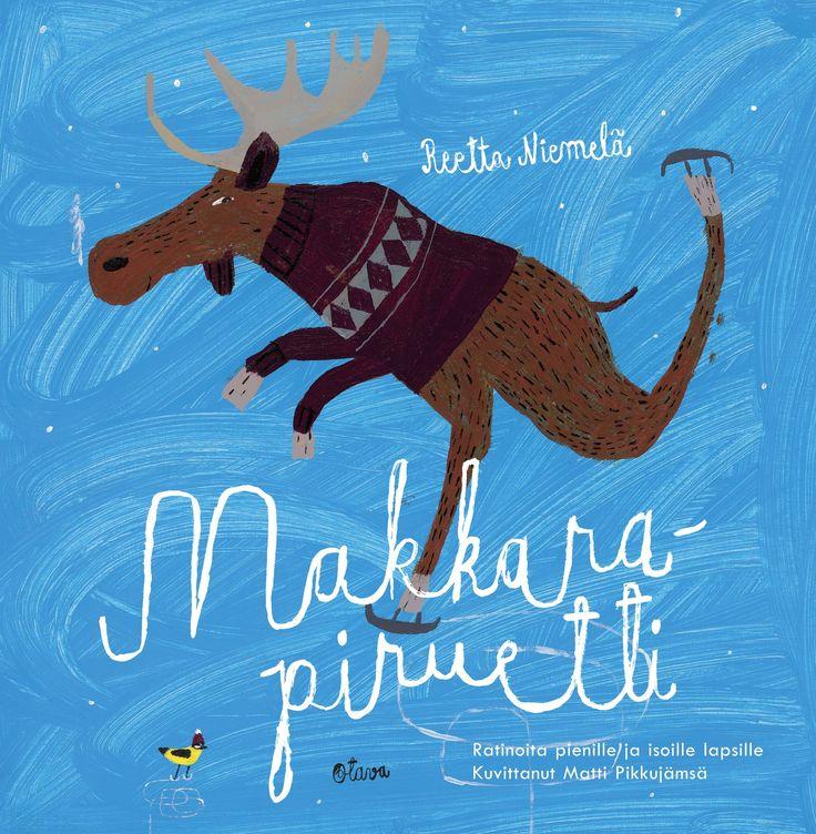 Title: Makkarapiruetti | Author: Reetta Niemelä | Designer: Matti Pikkujämsä