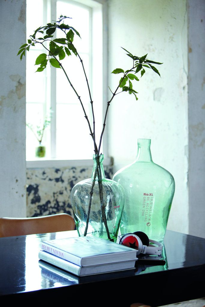 Szklane wazony House Doctor/Glass vases by House Doctor