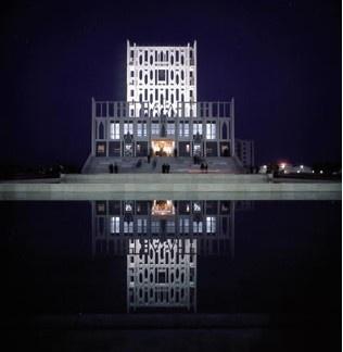 Taranto Cathedral, 1970 Architect: Gio #Ponti