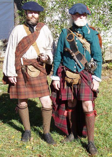 1680-1746 Highlanders
