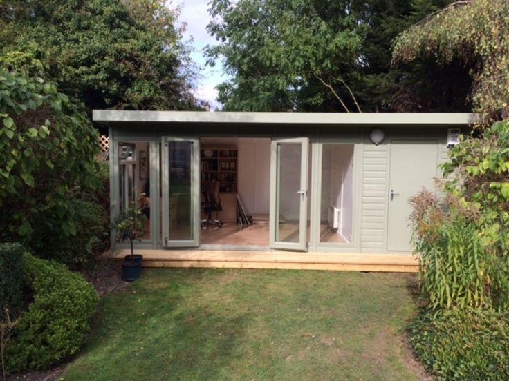 Stunning 20x12 'Kite' Garden Home Office in London