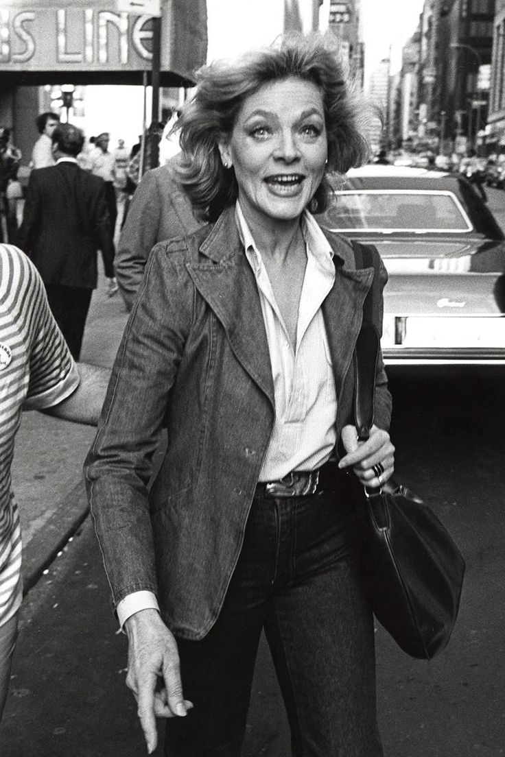 Lauren Bacall's Best Fashion Looks Through the Years - Style Photos of Lauren Bacall - Elle