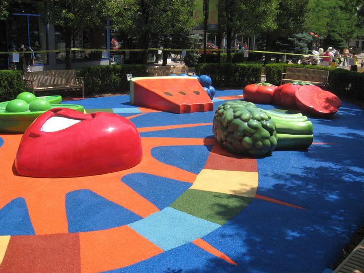 The 25 Best Playground Flooring Ideas On Pinterest