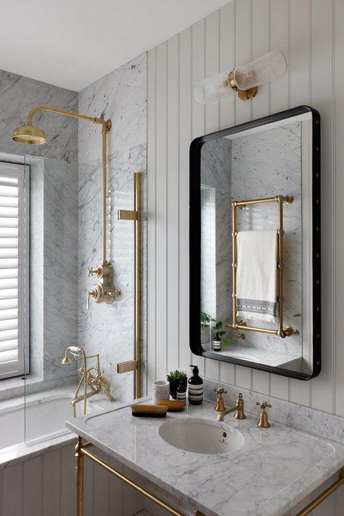 Bathroom - Interior Design by Turner Pocock