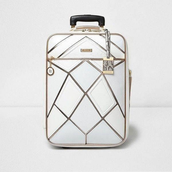 The 25 Best Rose Gold Luggage Ideas On Pinterest