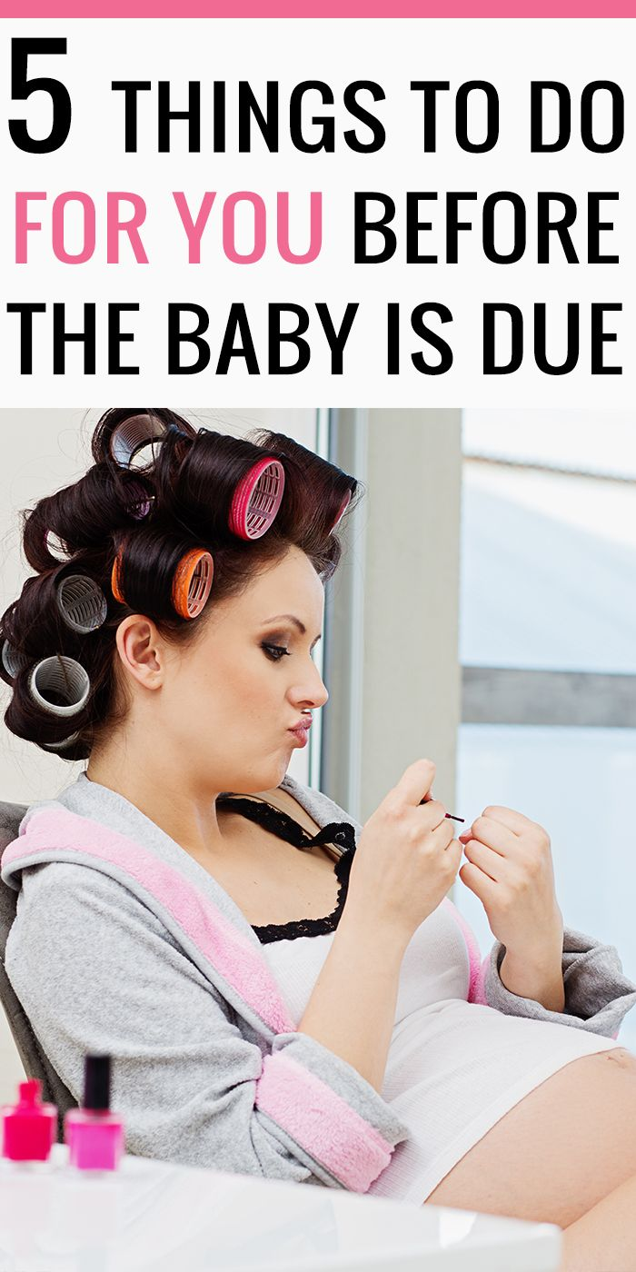 Quick list of 5 things to do before the baby is born for a happy mama :-)