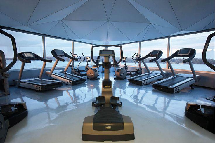 Wellness Sky 4of7 Gym Design Interior Dream Home Gym Gym
