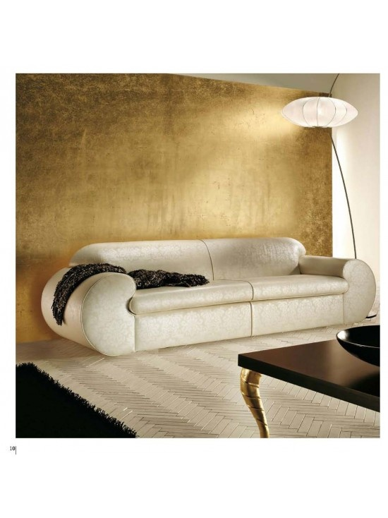 Gold wall""