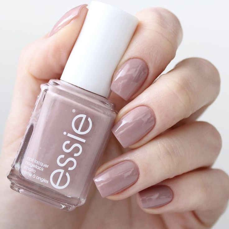 "38.1k Likes, 307 Comments - essie (@essiepolish) on Instagram: ""We're mad for this mauve Color of the Month-- ladylike! We've been loving your submissions so far.…"""