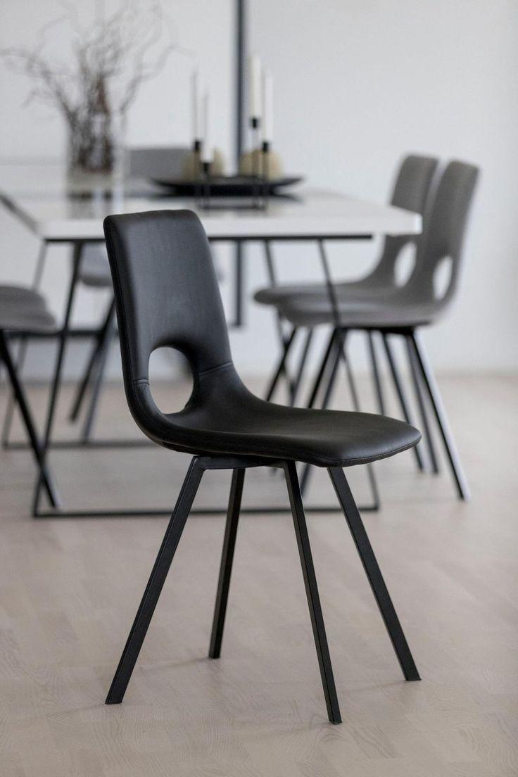 Stühle (4 Stück) Schwarz, Yourhome Jetzt Bestellen Unter: ...