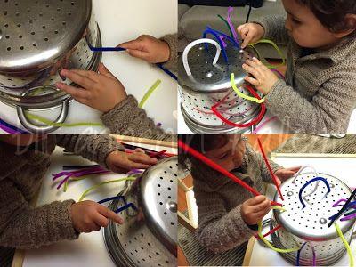 bir annenin kalemi...: 0-2 Yaş Montessori Aktivitelerimiz...