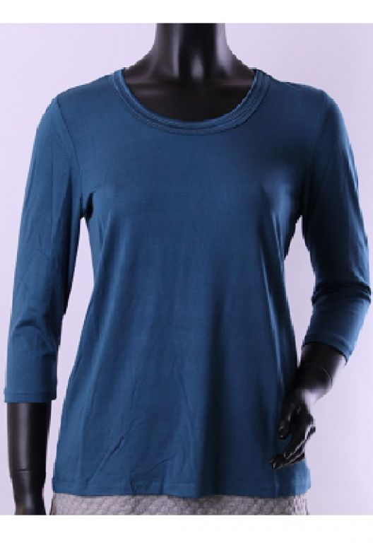 Fransa Zulu 4 T-shirt Legion Blue - T-shirts - MaMilla