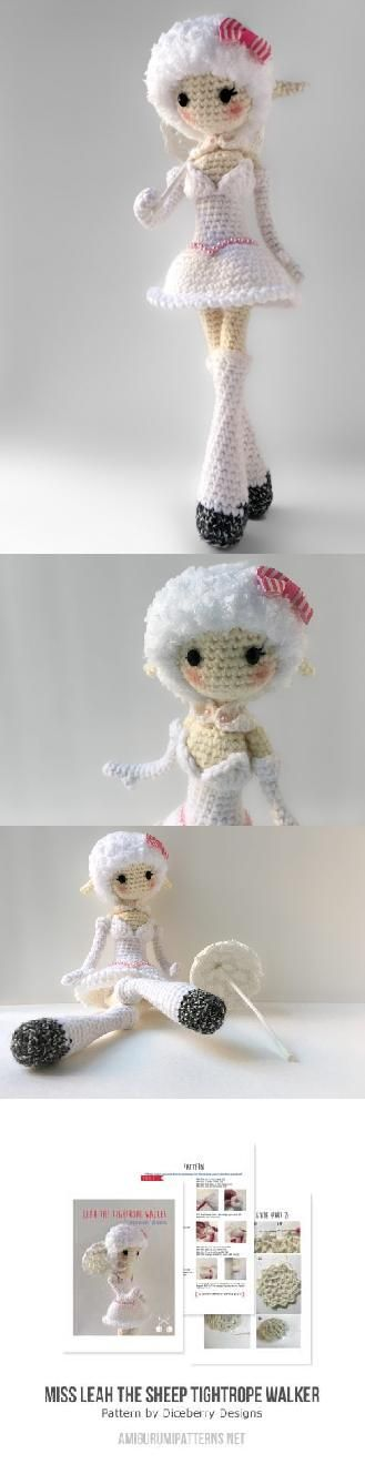 7 best horoscopos images on Pinterest | Muñeca amigurumi, Patrones ...