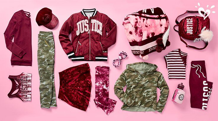 Colors And Styles We Love Justice Girls Clothes Justice Clothing Outfits Kids Outfits Girls