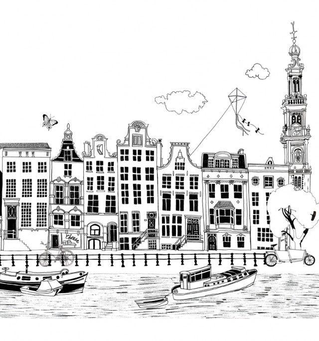 Amsterdam | Hennie Haworth