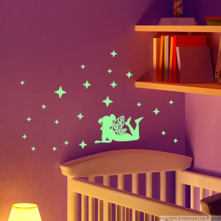 Best Galerie Stickers Phosphorescents  Glow In The Dark Decals