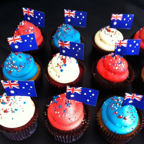 making these tomorrow for AUSTRALIA DAY