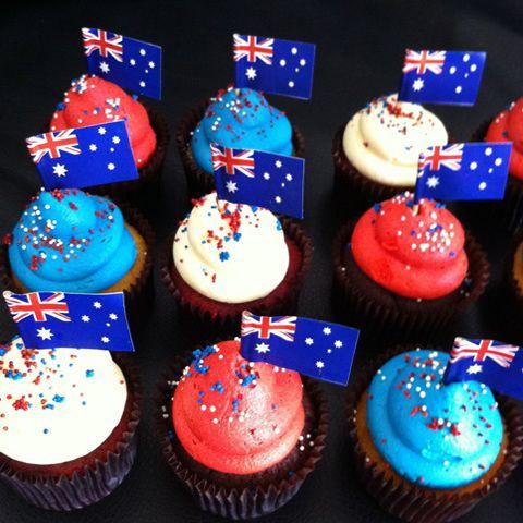 making these tomorrow for AUSTRALIA DAY