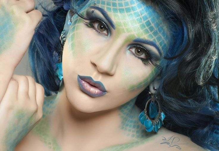 mysterie-muse: Mermaids and sirens - lean with it, rock with it.