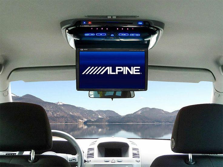 Monitor sufitowy i inne radioodtwarzacze samochodowe w euro.com.pl