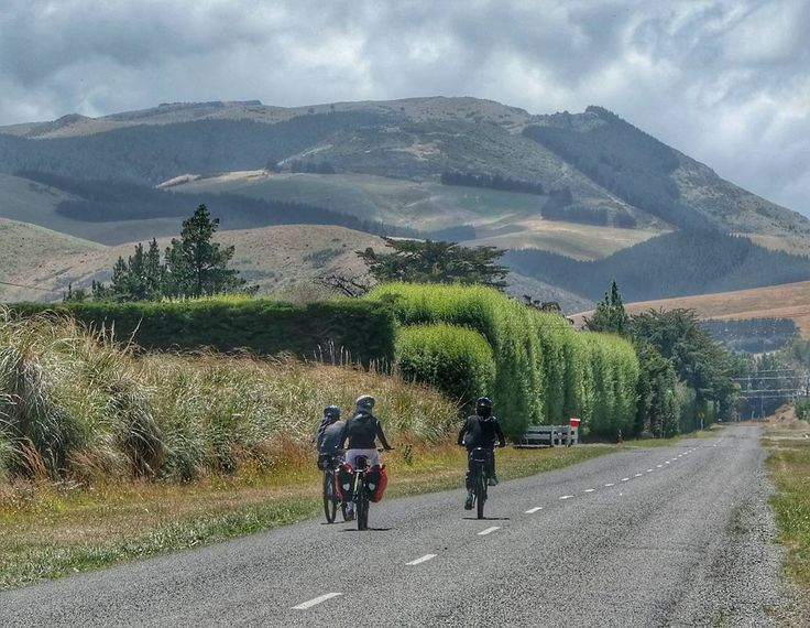 family bike touring, Christchurch to LittleRiver  #family #biketouring #cycling #nz #southislandnz