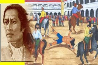 04 de Noviembre Aniversario de la Revolución de Túpac Amaru   http://fechascivicas.carpetapedagogica.com/