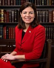 US Senator from New Hampshire, Kelly Ayotte- Delta Gamma