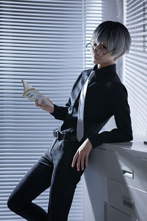 Source: Tokyo Ghoul:Re Character: Sasaki Haise cosplay by ...