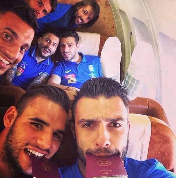 Greek soccer team #gogreece #fifa #soccer #futbol