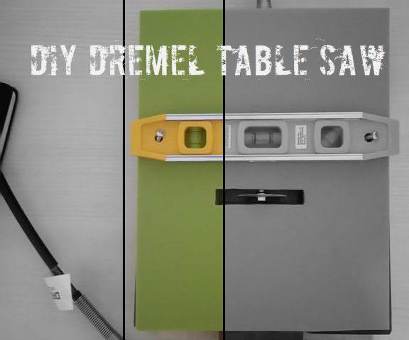 Hi there;I bought a Dremel 3000 a few months ago. But I never used the gravure tip. When I thought of what to do with it, suddenly I came to the idea of making a table saw. So I can cut my PCBs more easily.Turkish-----------------------------------------------Herkese merhabalar;Birkaç ay önce Dremel 3000 satın almıştım. Fakat gravür ucunu hiç kullanamadım. Bununla ne yaparım diye düşünürken birden aklıma tezgah testere yapma f...