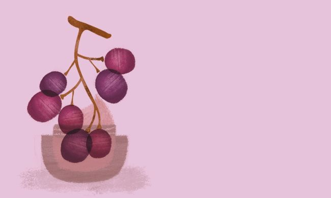 Detergenti naturali: succo d'uva e castagne