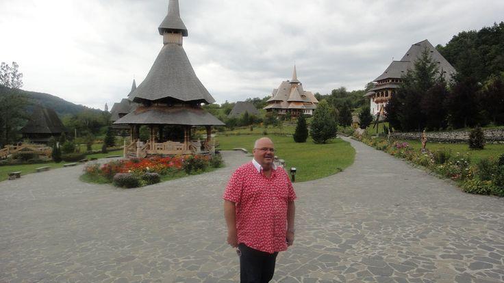 Michel SALAUN en voyage en Roumanie