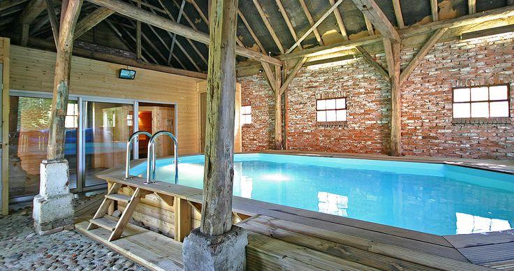 Luxe Vakantiehuis 20 Personen Priv 233 Zwembad Sauna En