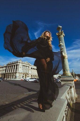 Paris fashion piatkova yulia Париж фотограф