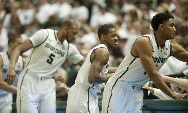 Michigan State's Keith Appling moves ahead of Charlie Bell on Spartans' all-time scoring list | MLive.com