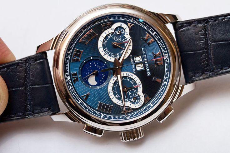 El Chopard L.U.C Perpetual Chrono en platino es una muestra de la potencia relojera de Choaprd, que repasamos en este artículo con fotos en vivo y precio.