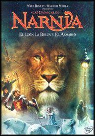 DVD CINE 1625 -- Las crónicas de Narnia: el león, la bruja y el armario (2005) EEUU. Dir.: Andrew Adamson. Aventuras. Fantástico. Sinopse: baseada na saga de sustrato cristián, de C. S. Lewis, onde a home é a cúspide da xerarquía da natureza, narra as aventuras de 4 irmáns que descobren o Mundo de Narnia a través dun armario máxico mentres xogan ás escondidas. Unha vez alí, descubrirán un mundo encantado habitado por animais que falan, trasgos, faunos e centauros que unha vez viviron en…