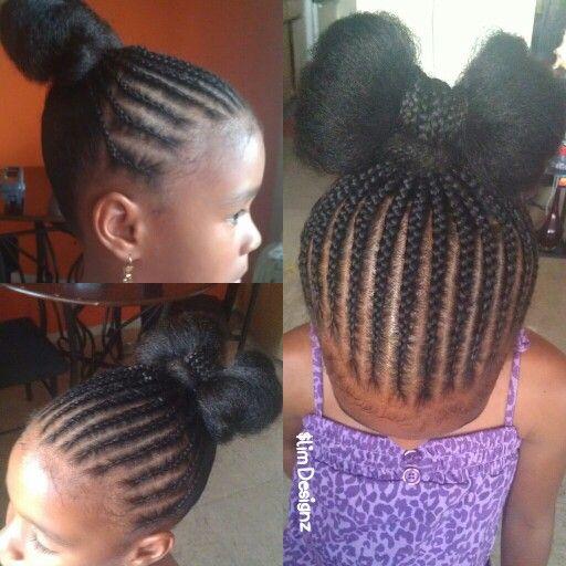 Fantastic 1000 Ideas About Children Braids On Pinterest Braids Braids Short Hairstyles For Black Women Fulllsitofus
