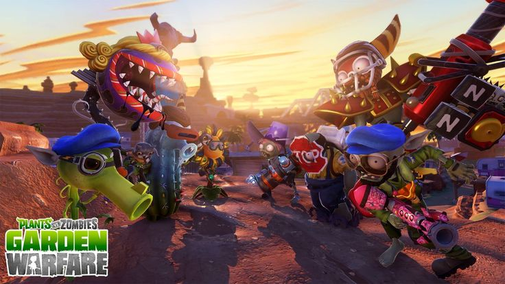 Plants vs. Zombies: Garden Warfare Invades PlayStation Consoles this Summer