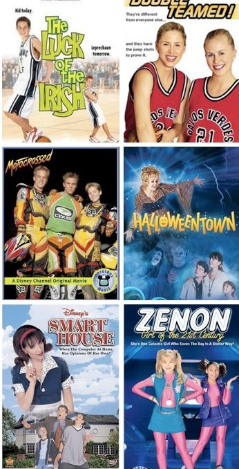 Disney Channel original movies at it's prime.
