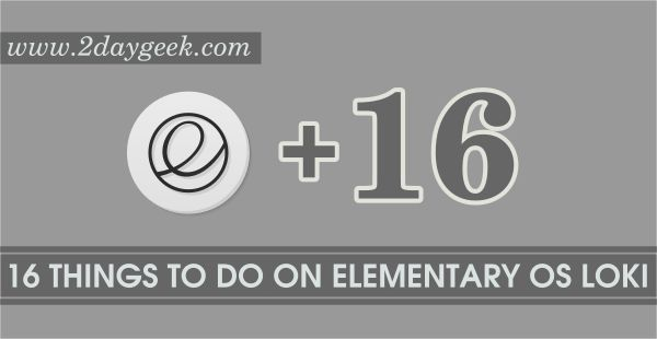 Do you have fresh installation of Elementary OS 0.4 Loki? follow our article for tweaks.