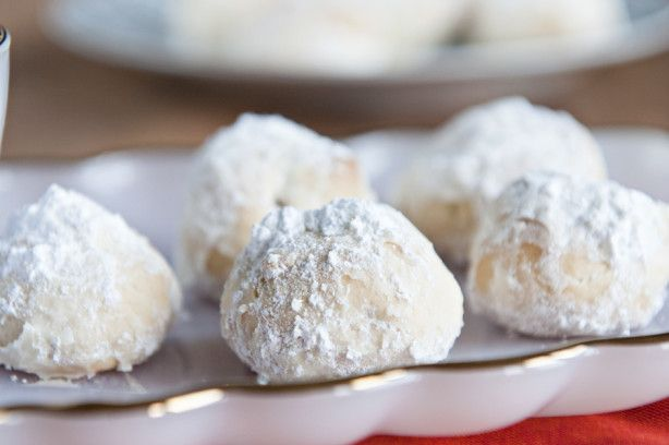 Traditional Mexican Wedding Cookies