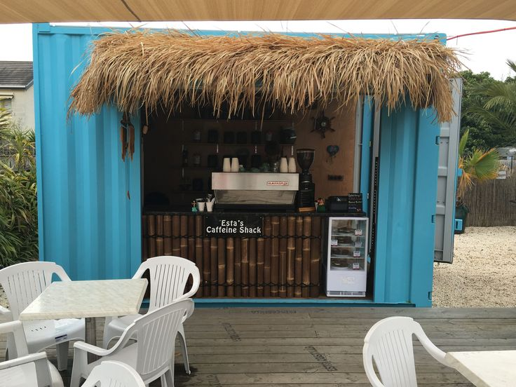 How awesome does this look? We supplied this container to Esta Costilla in Torquay who needed some extra space.  The owner, Stevie has done an awesome job fitting it out to fit in with the relaxed beach vibe of his restaurant.