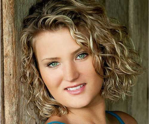 Cool 1000 Images About Perms On Pinterest Loose Spiral Perm Short Hairstyles For Women Draintrainus