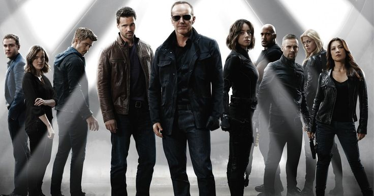 'Agents of S.H.I.E.L.D.' Renewed for Season 4 on ABC -- ABC has issued a Season 4 renewal for the beloved Marvel series 'Agents of S.H.I.E.L.D.', just days before it returns from midseason hiatus. -- http://movieweb.com/agents-of-shield-season-4-renewed-abc/